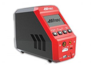 Hitec Multiplex RDX1 AC/DC Battery Charger & Discharger HRC44245