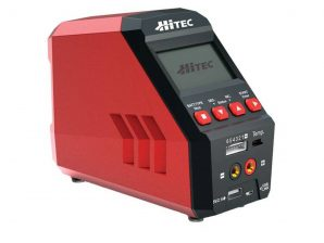 Hitec Multiplex RDX1 Pro Single Channel 100W Charger HRC44246