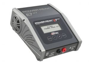 Hitec Multiplex Power Peak E7 Charger HRC44265
