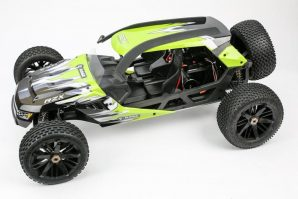 Rage RC RZX 1/6 2WD Brushless Buggy RTR RGRC6000