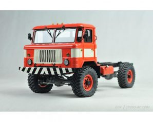 Cross RC GC4 1/10 4x4 Scale Truck Crawler Kit