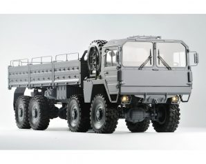 Cross RC MC8 1/10 8x4 Miltary Truck Kit