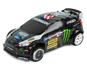 HPI WR8 FLUX Ken Block Gymkhana Ford Fiesta ST RX43 RTR 1/8 4WD Rally Car