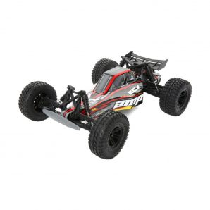 ECX 1/10 AMP DB 2WD Desert Buggy Brushed RTR, Black/Yellow ECX03029T1