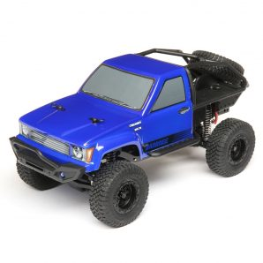 ECX 1/24 Barrage 4WD Scaler Rock Crawler RTR, Blue ECX00017T2