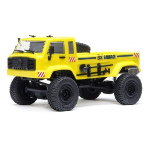 ECX 1/24 Barrage UV 4WD Scaler Crawler RTR, Yellow ECX00019T2
