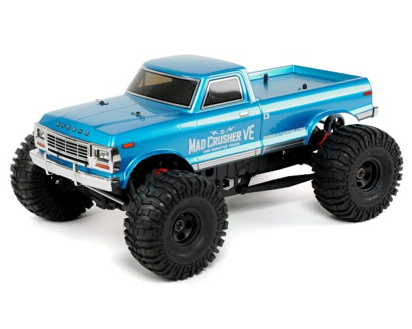 Kyosho Mad Crusher VE 1/8 ReadySet Brushless 4WD Monster Truck