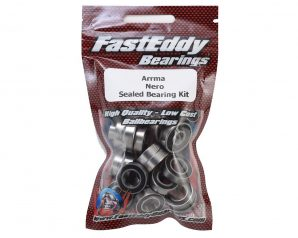 FastEddy Arrma Nero Sealed Bearing Kit
