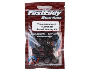FastEddy Associated RC10 B64D Sealed Bearing Kit