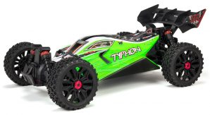 TYPHON MEGA 4X4 (GREEN/BLACK)