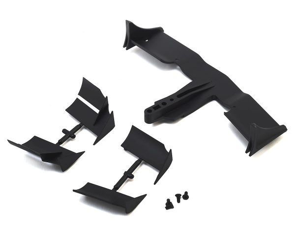 Protoform 1/10 V2 F1 Front Wing (Black)