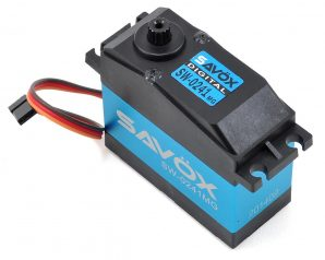 "Savox SW-0241MG ""Super Torque"" Waterproof Digital 1/5 Scale Servo (High Voltage)"