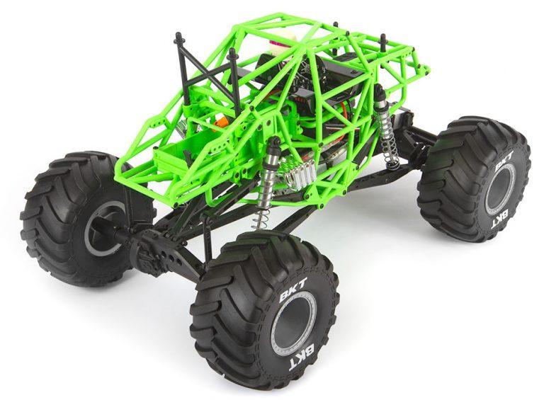 1/10 SMT10 Grave Digger 4wd Monster Truck RTR - JJ Customs